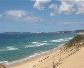 Rainbow Beach Hire-a-camp - Accommodation Cooktown
