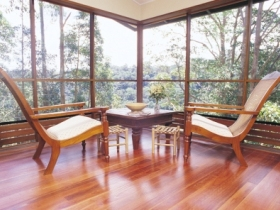 Lyola Pavilions in the Forest - Accommodation Cooktown