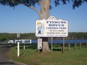 Fishing Haven Caravan Park - Accommodation Cooktown