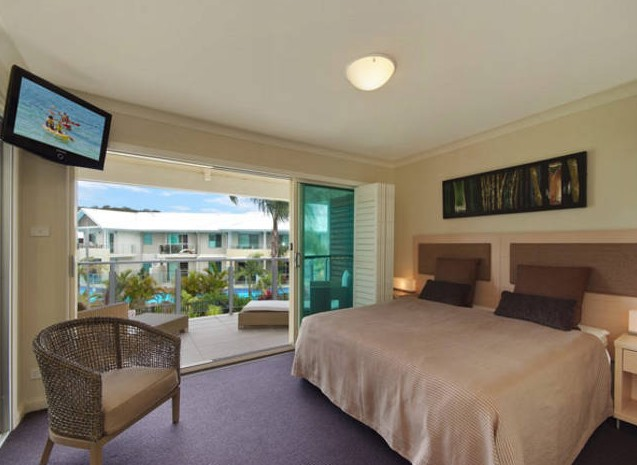 Pacific Blue Townhouse 358 - Accommodation Cooktown