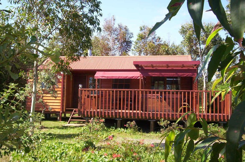 Melaleuca Retreat - Accommodation Cooktown