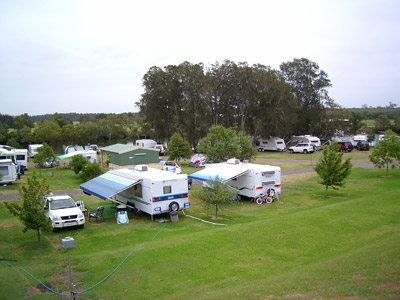 Dawson River Tourist Park - Accommodation Cooktown
