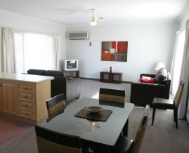 Barham Golden Rivers Holiday Apartments - Accommodation Cooktown