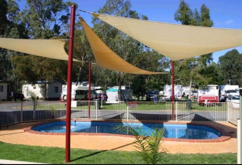 Deniliquin Riverside Caravan Park - Accommodation Cooktown