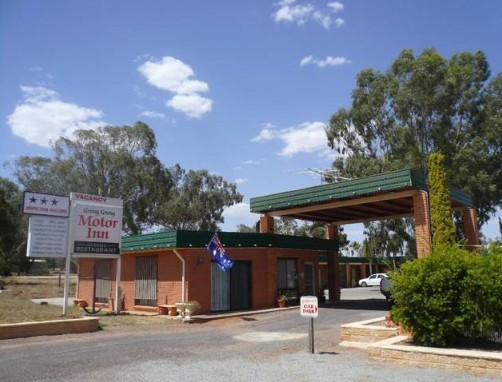 Grong Grong Motor Inn - Accommodation Cooktown