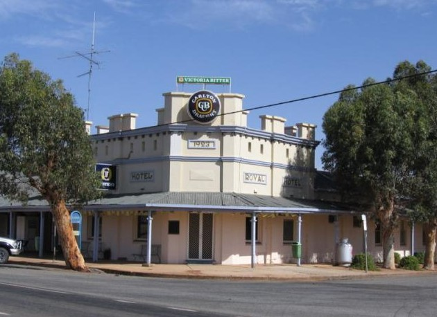 Royal Hotel Grong Grong - Accommodation Cooktown
