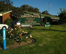 Greenways Holiday Units - Accommodation Cooktown