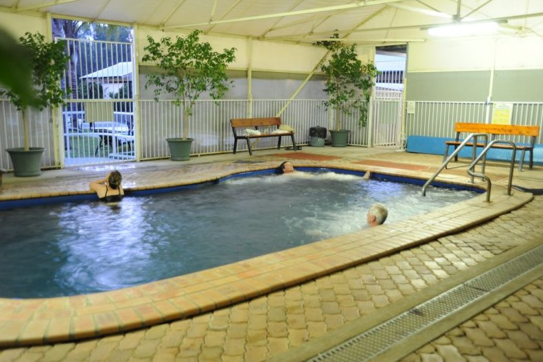 Artesian Spa Motel - Accommodation Cooktown
