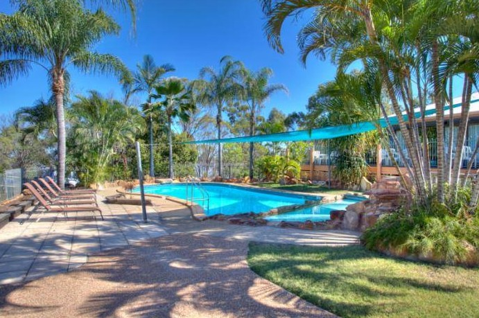 Lake Maraboon Holiday Village - Accommodation Cooktown