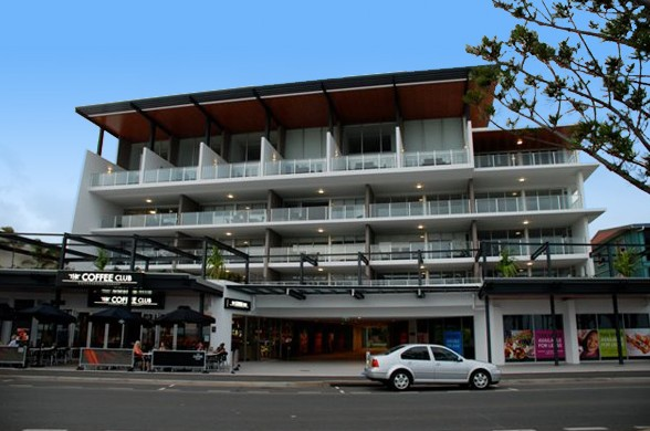 Echelon Apartments Yeppoon - Accommodation Cooktown