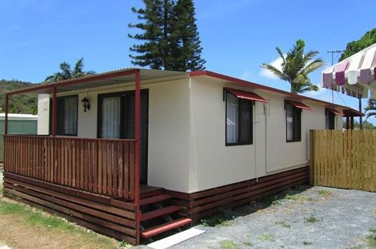 BIG4 Capricorn Palms Holiday Village - Accommodation Cooktown