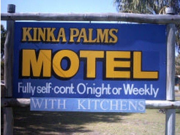 Kinka Palms Beachfront Apartments / Motel - Accommodation Cooktown