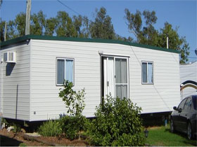 Blue Gem Caravan Park - Accommodation Cooktown