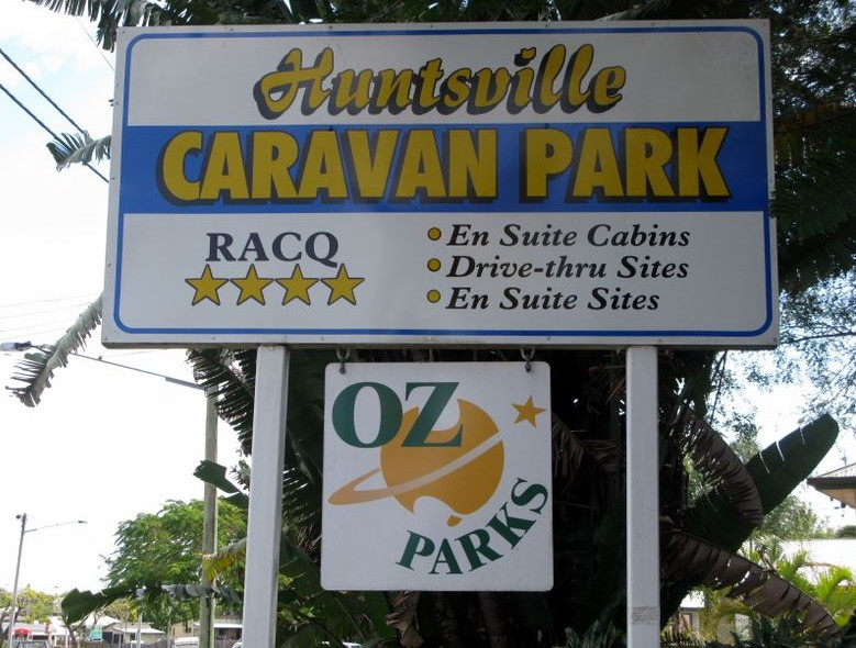 Huntsville Caravan Park - Accommodation Cooktown