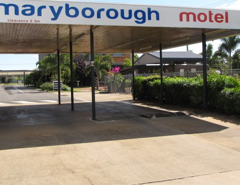 Maryborough Motel and Conference Centre - Accommodation Cooktown