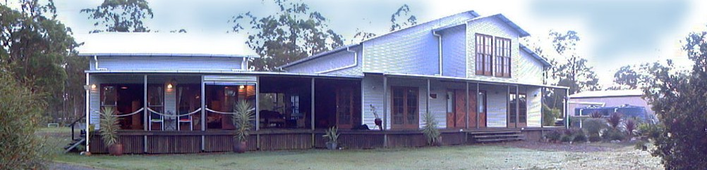 Tin Peaks Bed and Breakfast - Accommodation Cooktown