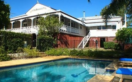 Wiss House Bed and Breakfast - Accommodation Cooktown