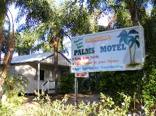 Augathella Palms Motel - Accommodation Cooktown