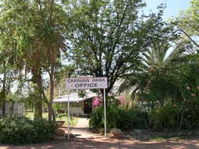 Blackall Caravan Park - Accommodation Cooktown