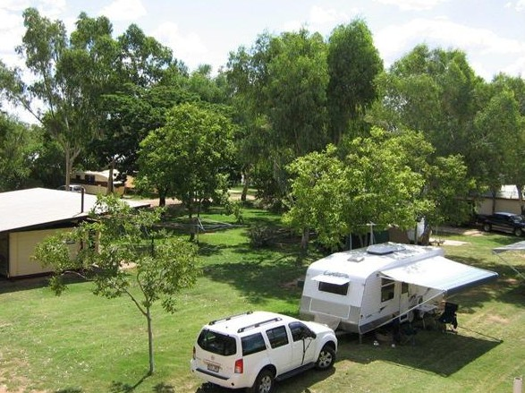 BAILEY BAR CARAVAN PARK - Accommodation Cooktown