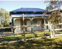 Cunnamulla Cottage Accommodation - Accommodation Cooktown