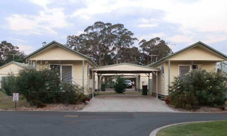 Peppertree Cabins Kingaroy - Accommodation Cooktown