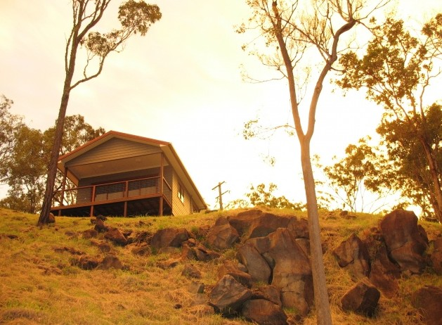 ecoRidge Hideaway - Accommodation Cooktown