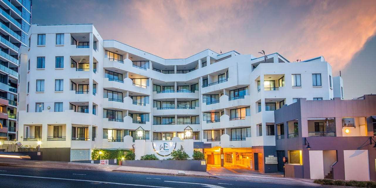 West End Central Apartments - Accommodation Cooktown