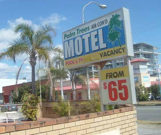 Palm Trees Motel - Accommodation Cooktown