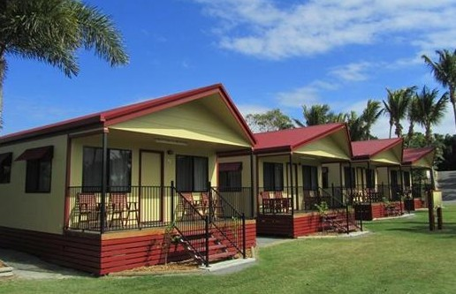 Big 4 Capricorn Palms Holiday Village - Accommodation Cooktown