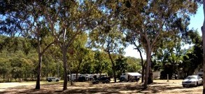 Barracrab Caravan Park - Accommodation Cooktown