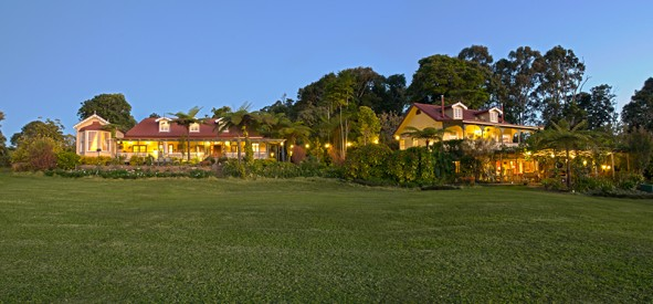 Foxwell Park Lodge - Accommodation Cooktown