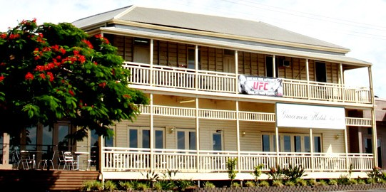 Gracemere Hotel - Accommodation Cooktown