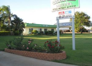 Country Road Motel - Accommodation Cooktown