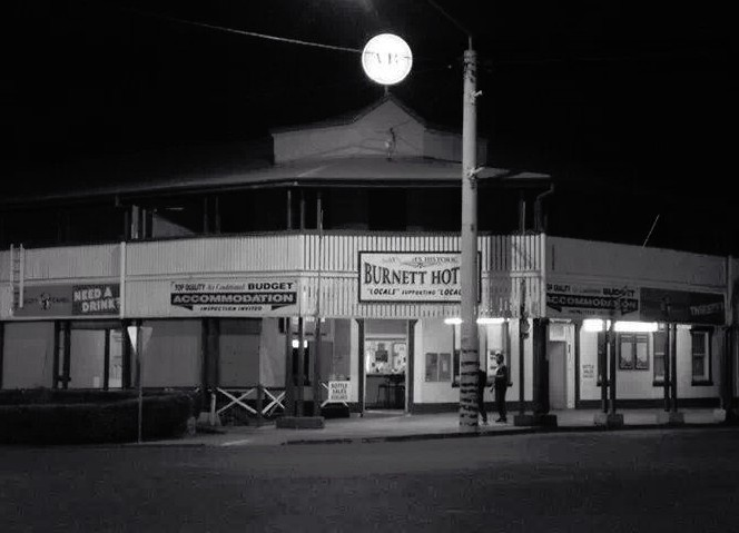 Burnett Hotel - Accommodation Cooktown