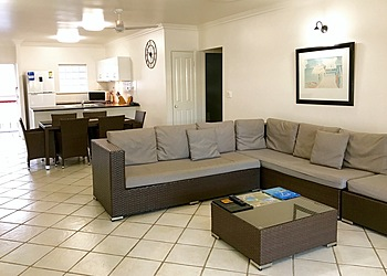 City Terraces Holiday Apartments - Accommodation Cooktown