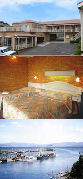Twofold Bay Motor Inn - Accommodation Cooktown