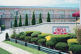 Crest Motor Inn - Accommodation Cooktown