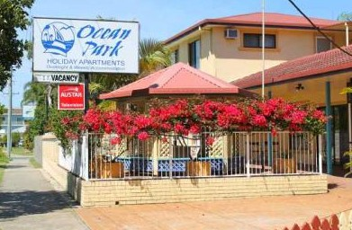 Ocean Park Motel and Holiday Apartments - Accommodation Cooktown