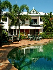 Arcadia Gardens Apartments - Accommodation Cooktown