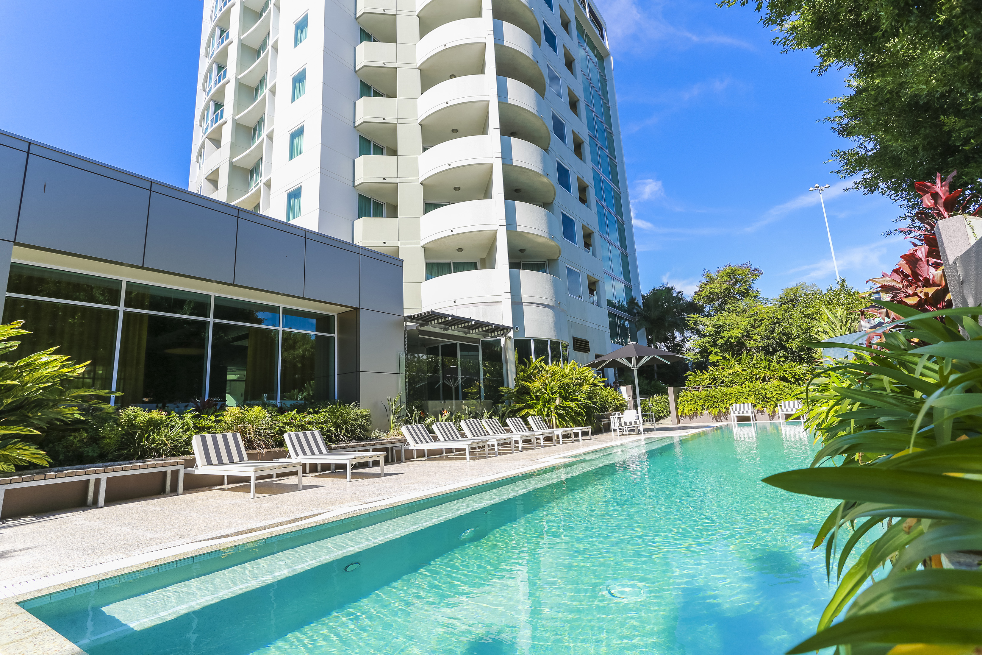 The Point Brisbane - Accommodation Cooktown