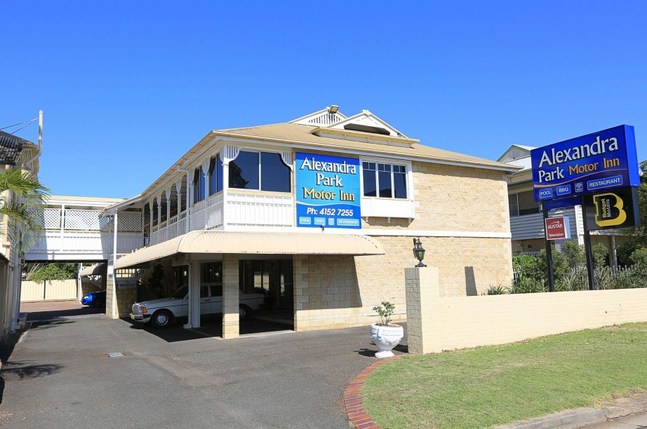 Alexandra Park Motor Inn - Accommodation Cooktown