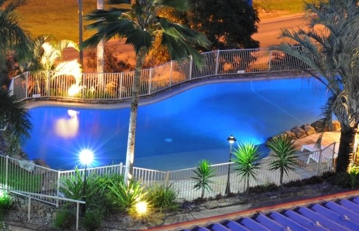 Boathaven Spa Resort - Accommodation Cooktown
