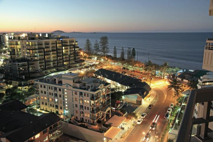 Aegean Apartments Mooloolaba - Accommodation Cooktown