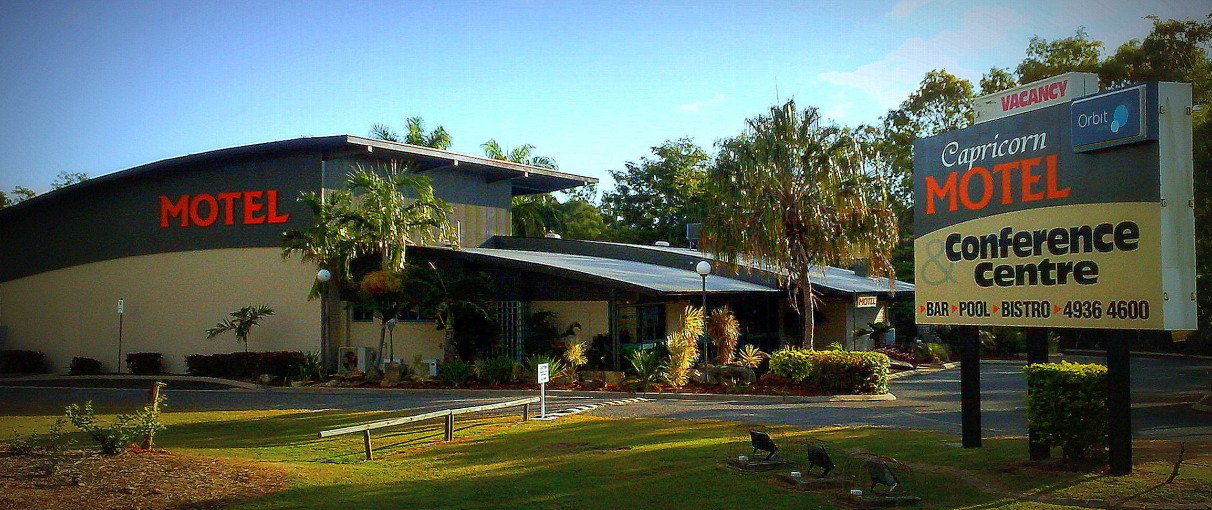 Capricorn Motel  Conference Centre - Accommodation Cooktown