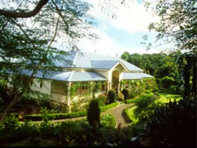 The Falls Rainforest Cottages - Accommodation Cooktown
