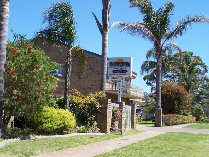 Beachfront Units Merimbula - Accommodation Cooktown