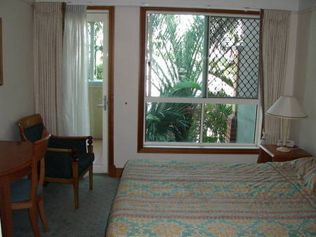 City Park Serviced Apartments - Accommodation Cooktown