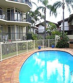 Bayview Beach Holiday Apartments - Accommodation Cooktown