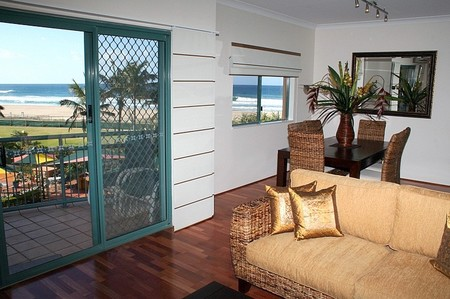 Currumbin Sands on the Beach - Accommodation Cooktown